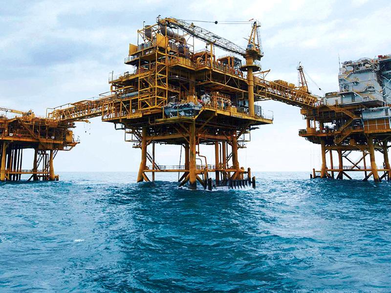 Crudo y Gas natural