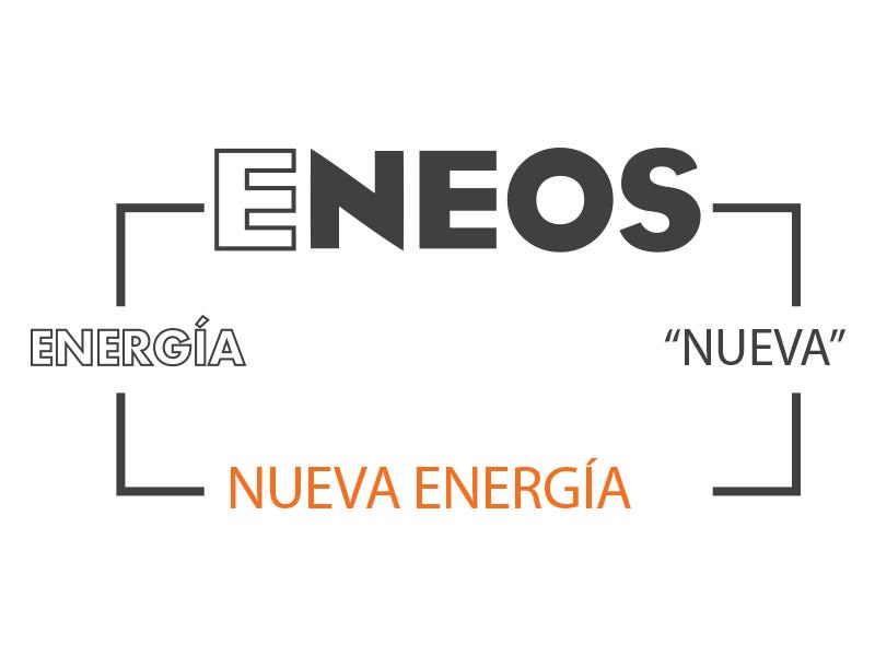 ENEOS, Energía + Nueva = Nueva Energía