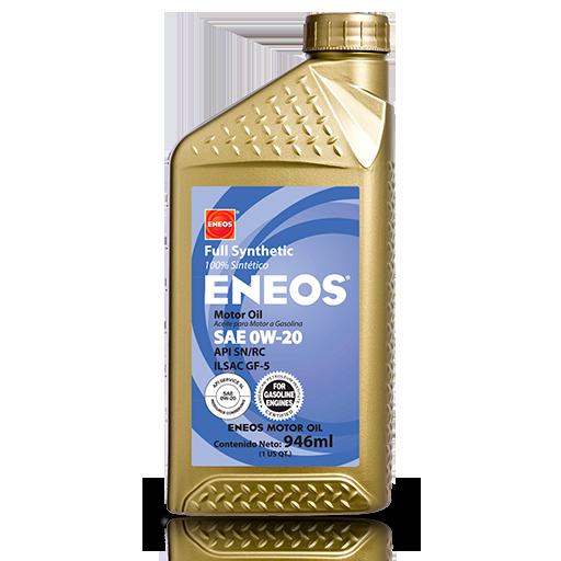 ENEOS Full Synthetic 0W-20 SN/GF-5