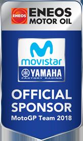 OFFICIAL SPONSOR MotoGP Team 2018