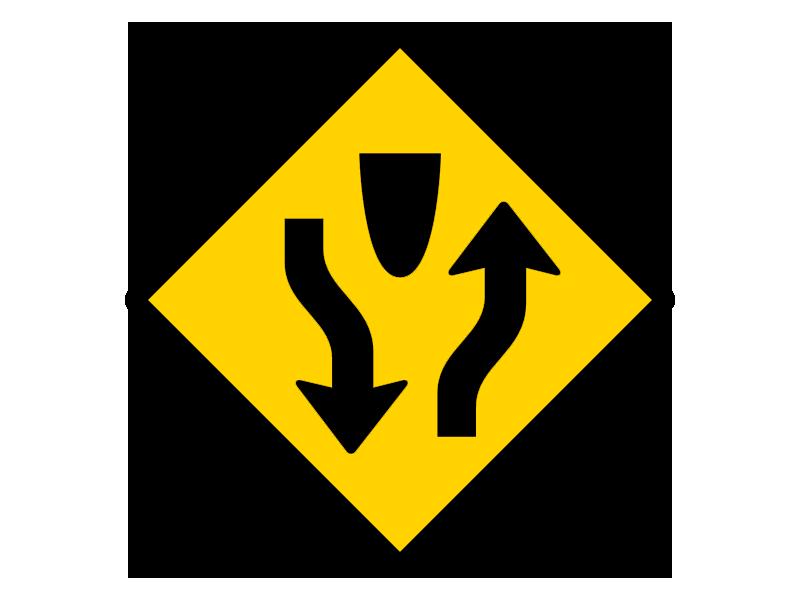 Termina camino dividido