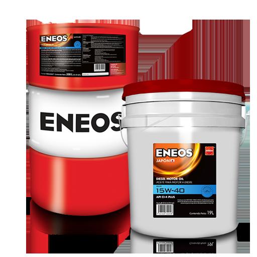 ENEOS DIESEL 15W-40 CI-4 PLUS